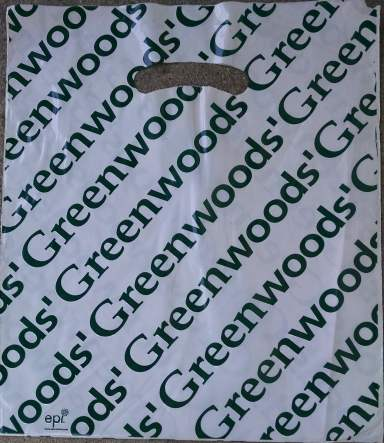 Reused Bags from Greenwoods
