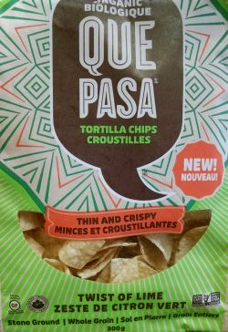 New Products - Que Pasa Chips