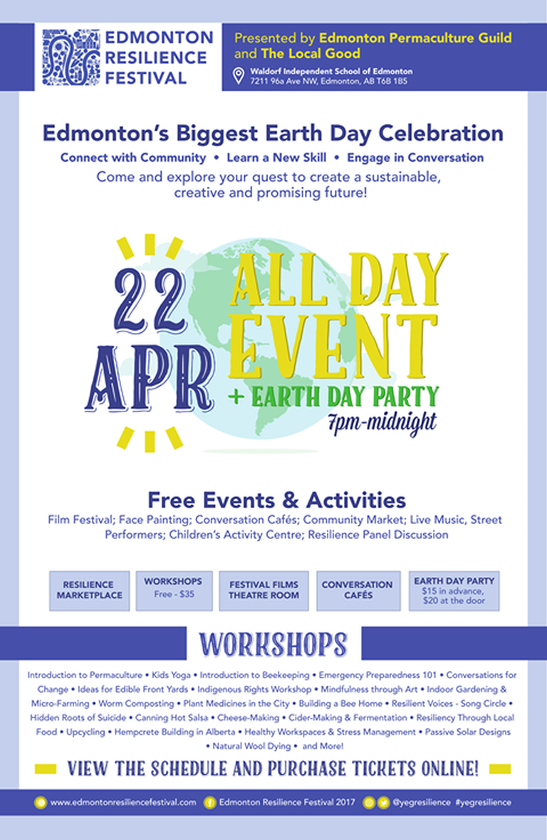 Every Day is Earth Day - Resiliency Festival