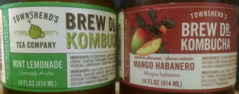Brew Dr Kombucha New Products in our Stores