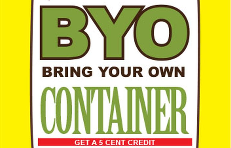 BYO Container